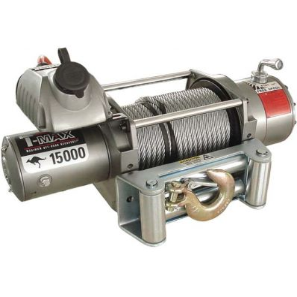Электрическая лебёдка T-Max EW- 15000 24V/6800кг