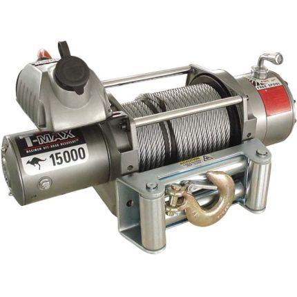 Электрическая лебёдка T-Max EW- 15000 24V/6800кг OUTBACK-RADIO