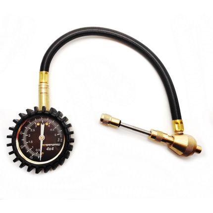 Дефлятор для шин с механическим манометром