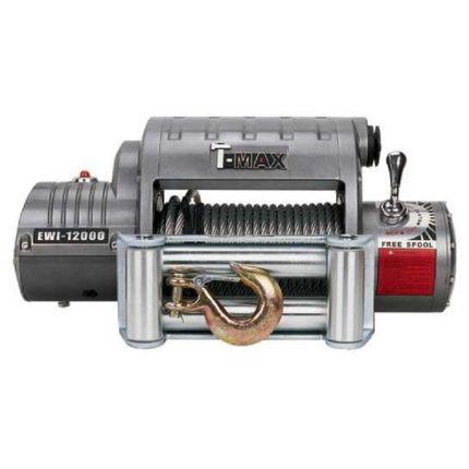 Электрическая лебёдка T-Max EWI-12000 24V/5440кг