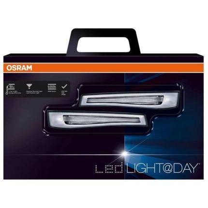 Дневные ходовые огни Osram DRL 101