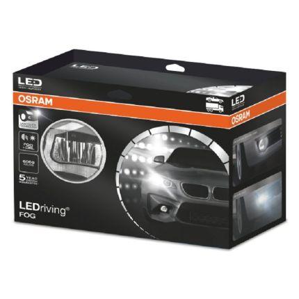 Дневные ходовые огни Osram LEDriving FOG 6000K/5200K 12V LEDFOG101