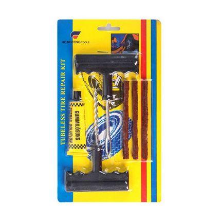 Автомобильный набор для ремонта бескамерных шин 47993