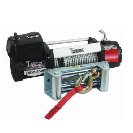 Электрическая лебедка для авто, T-Max HEW-9500 4 305 кг 12 В (7329113)
