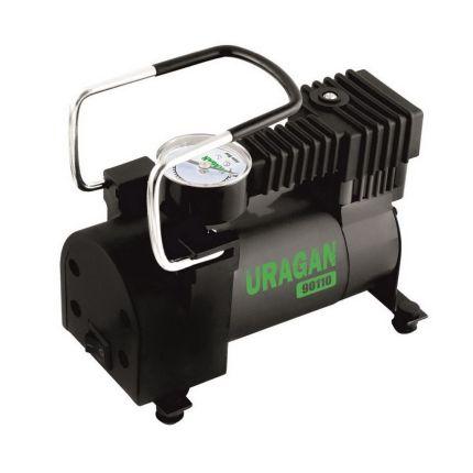 Портативный компрессор для авто, URAGAN 90110 35 л/мин
