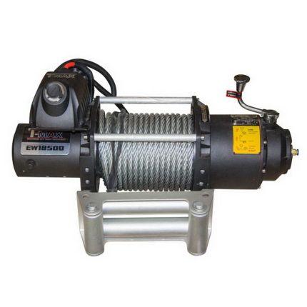 Электрическая лебедка для внедорожника, T-Max FEW-18500/8385 кг 12В (8661100)