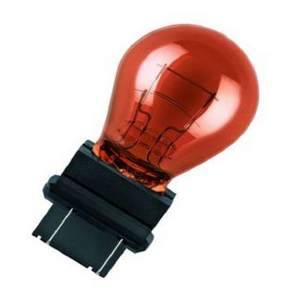 Лампа накаливания Osram W2.5X16 12V PY27/7W (3757AK)