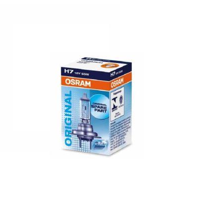 Галогеновая лампа Osram H-7 12V 55W PX26d 1 шт